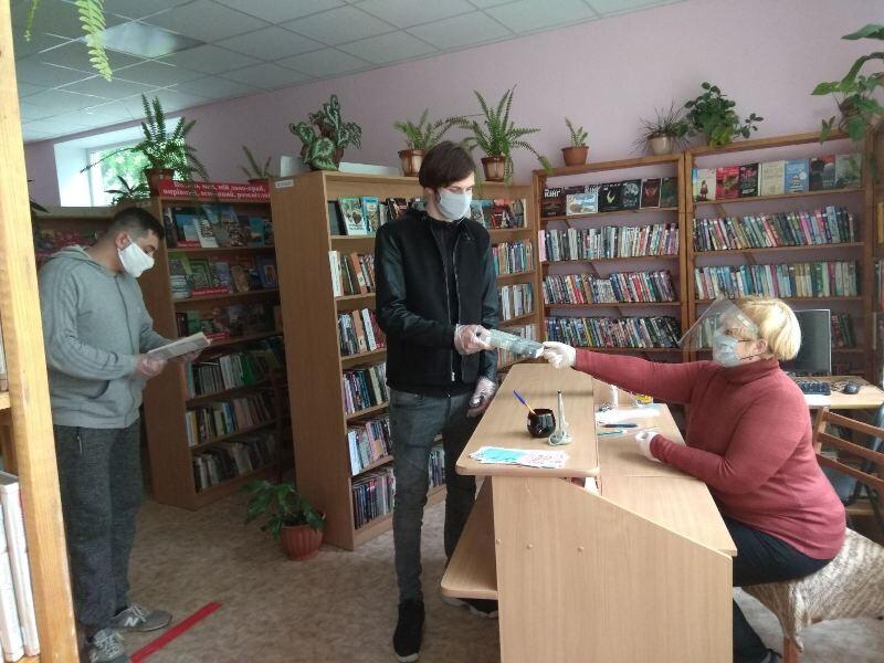 У Луцьку запрацювали бібліотеки