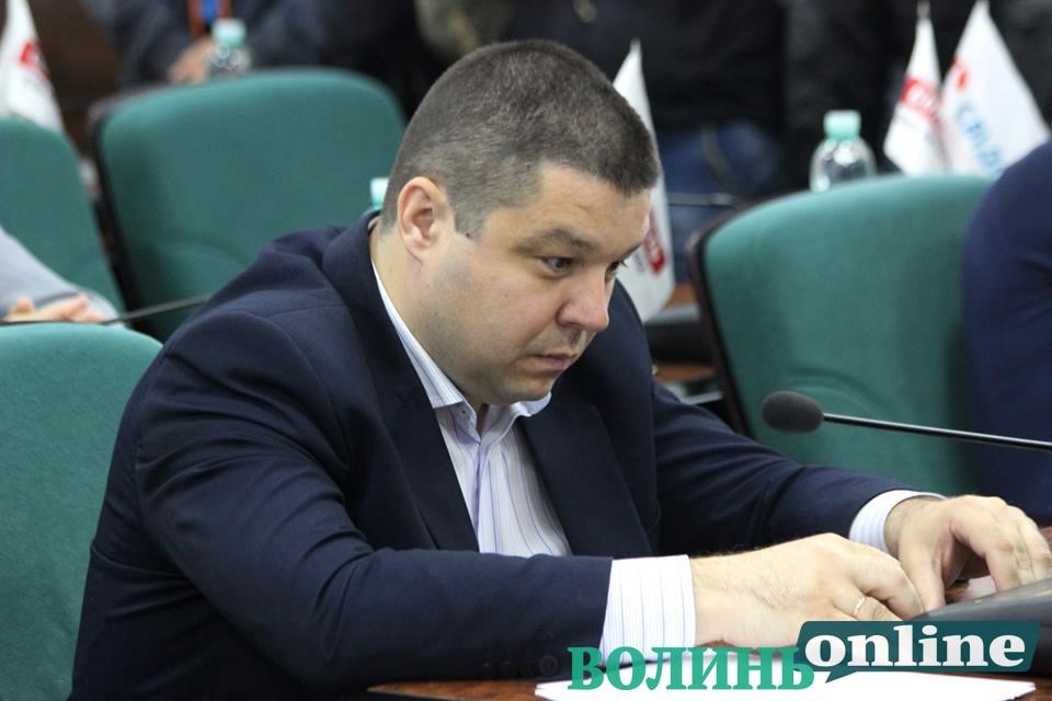Заступник Луцького міського голови судиться з поліцією