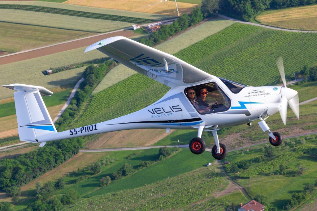 Агентство ЄС вперше сертифікувало повністю електричний літак