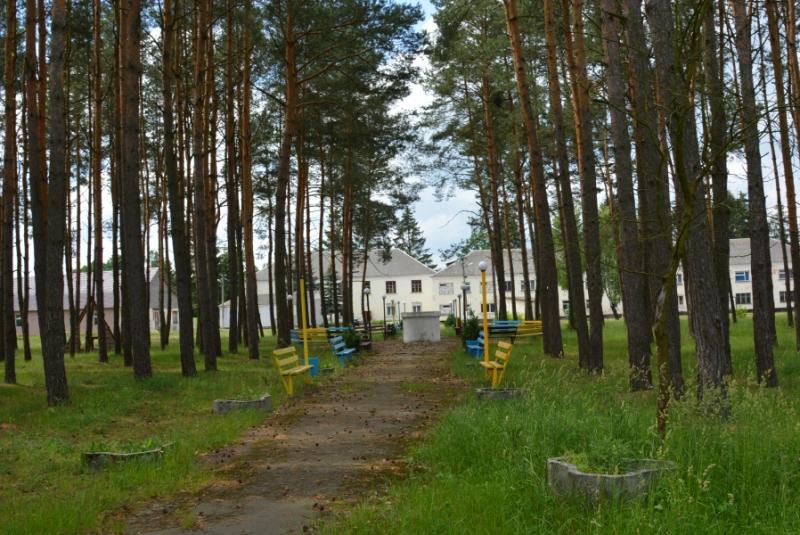 «Не подарунок, а проблема»: голова Волиньради проінспектувала санаторій у Згоранах