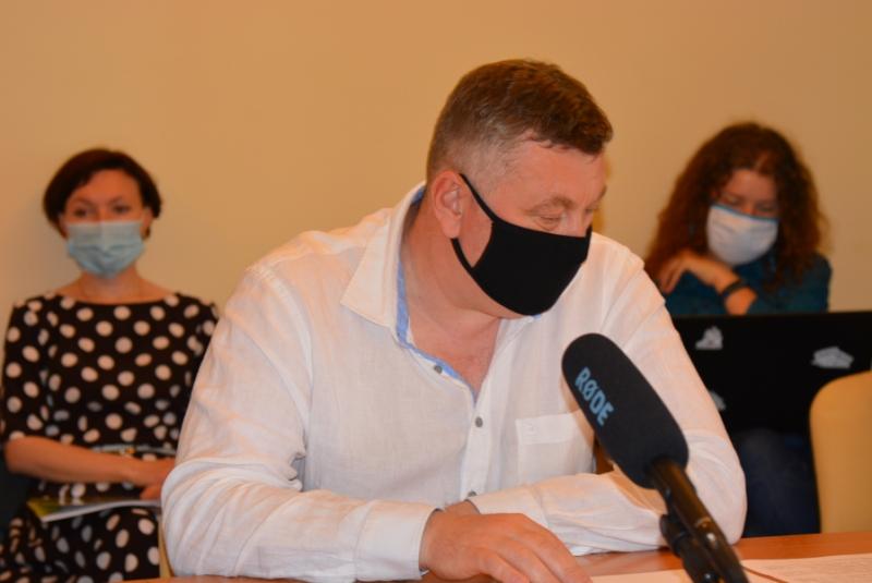 Депутати Волиньради хочуть заслухати звіт Погуляйка