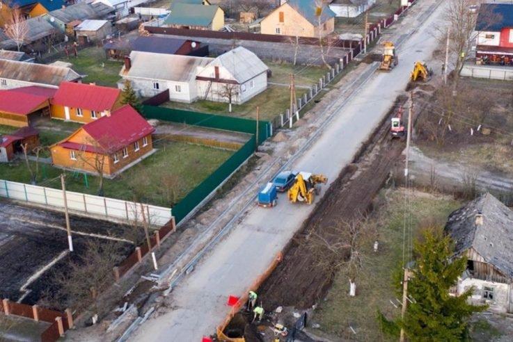Дорогу біля держкордону на Волині ремонтуватимуть за понад 130 мільйонів