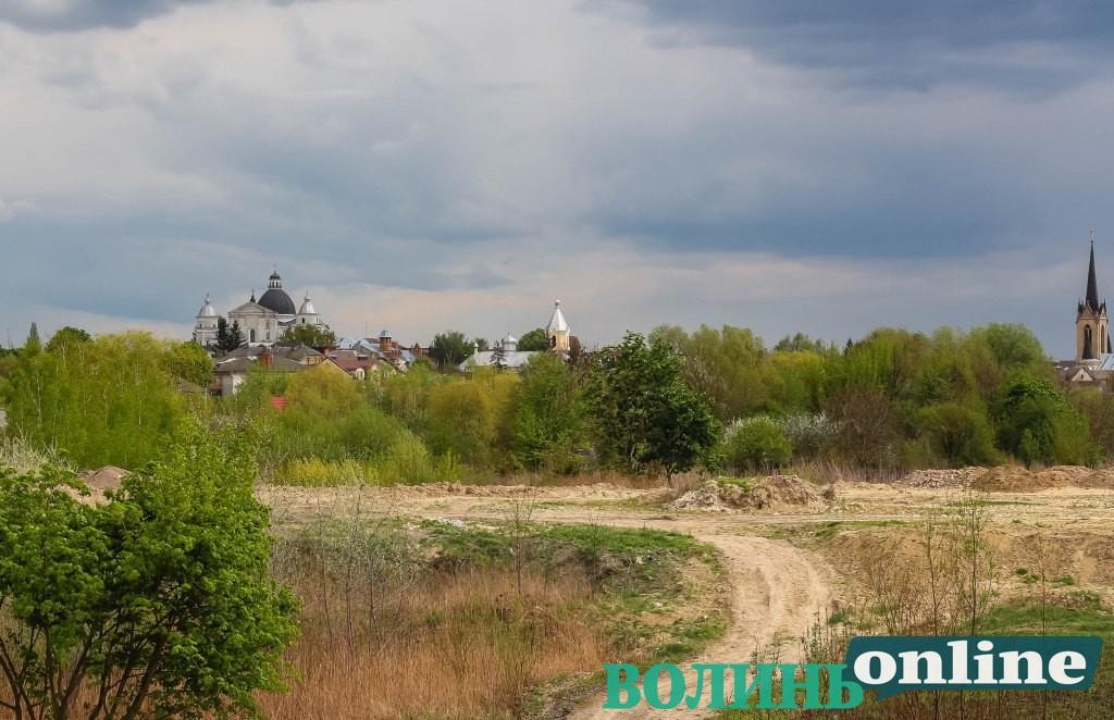 Скандальна ділянка на Ковельській: яке відношення до потенційного будівництва має депутат Луцькради