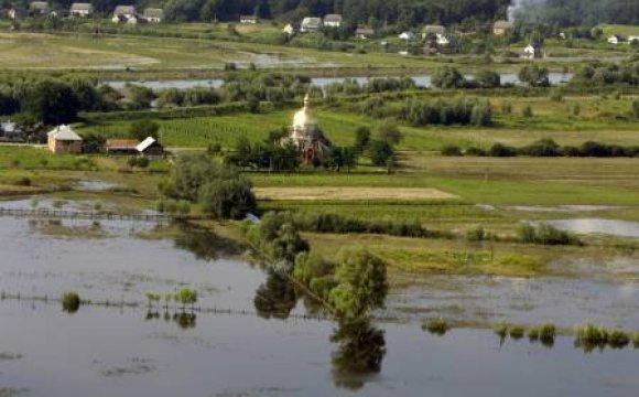 Через дощі на Волині можливе затоплення присадибних ділянок