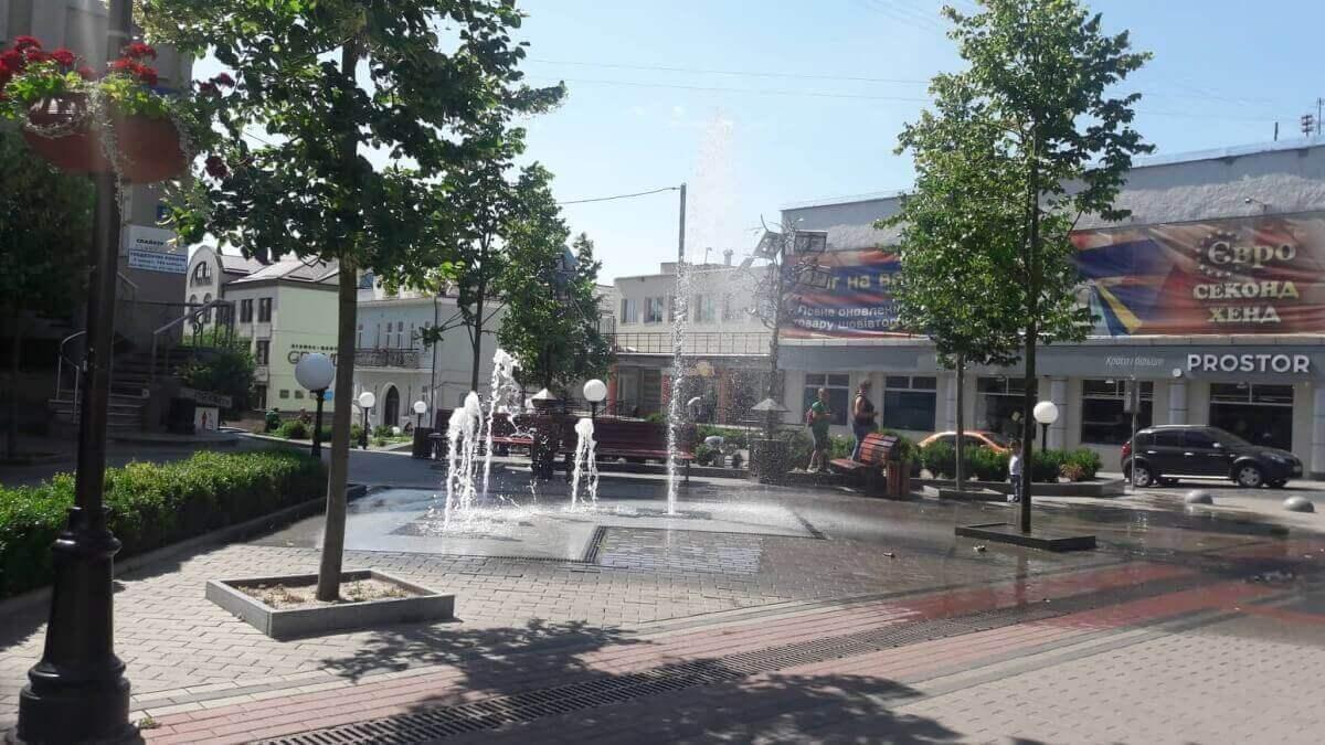 Скільки коштуватиме утримання фонтанів у Луцьку