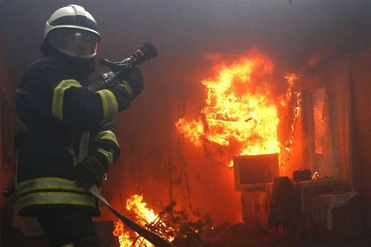 На Волині протягом тижня ліквідували 14 пожеж