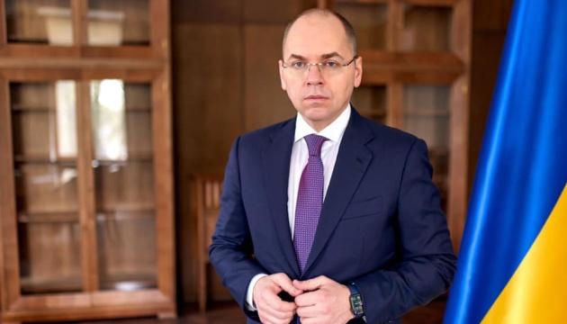 Міністр Степанов заявив, що наукового підтвердження повторного зараження COVID-19 ще немає