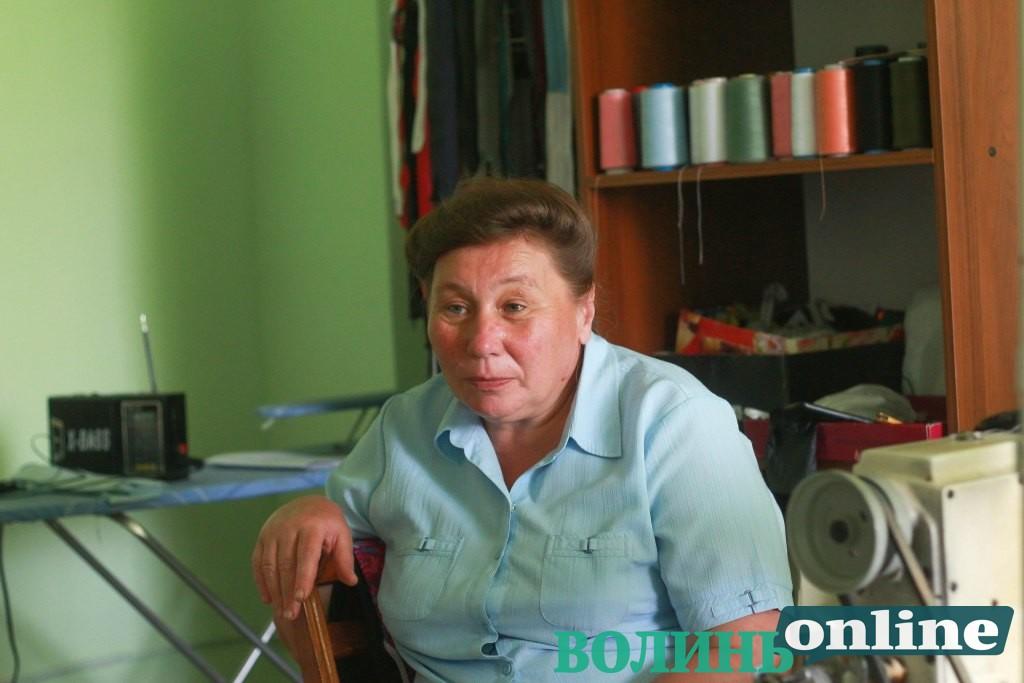 #БізнеСильні: швачка з багаторічним досвідом Діна Гомон відкрила власну справу у 56 років