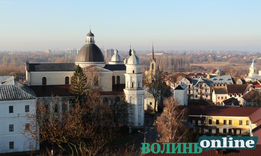 У Луцьку здійснюватимуть облік 36 об'єктів культурної спадщини