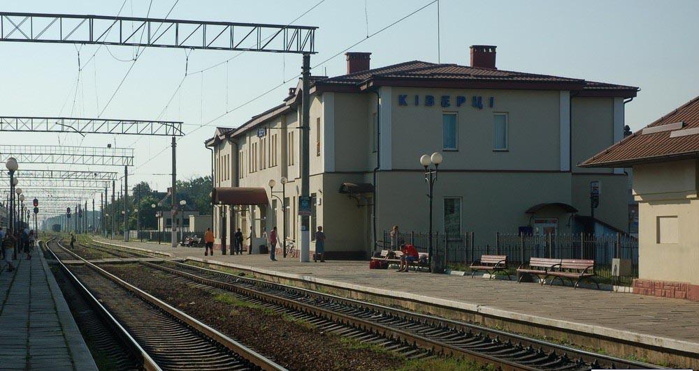 У місті на Волині ремонтуватимуть залізничний переїзд