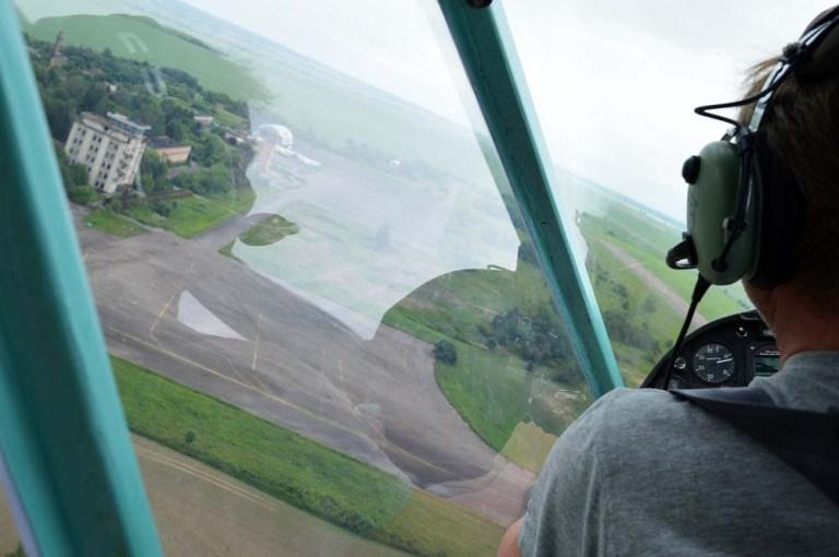 На Волині відновили авіапатрулювання лісів