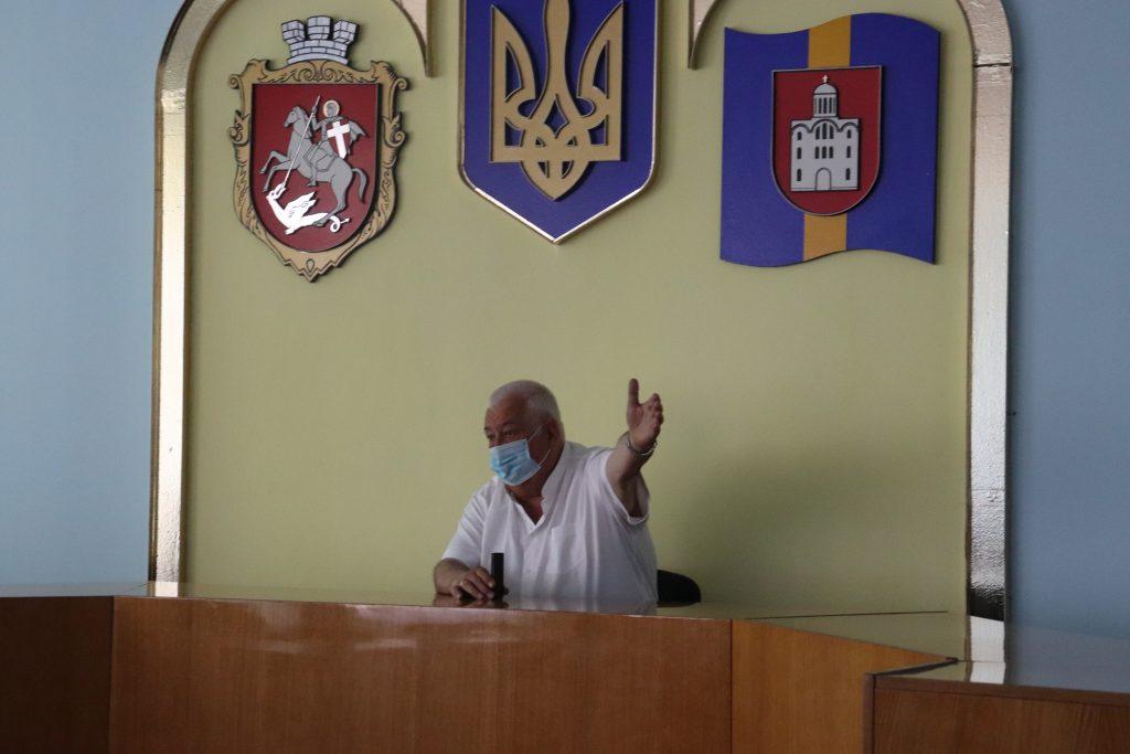 Мер Володимира-Волинського звернувся до Погуляйка щодо відновлення руху маршрутних автобусів