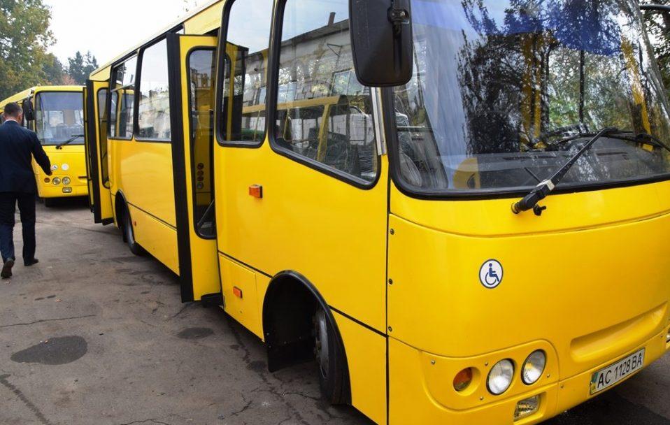 У Луцьку відновили рух громадського транспорту