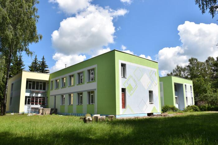 У Луцькій художній школі оновили фасад