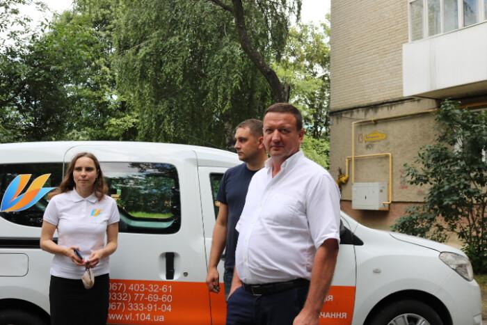 У Луцьку виявили понад сотню незаконних забудов на газопроводах