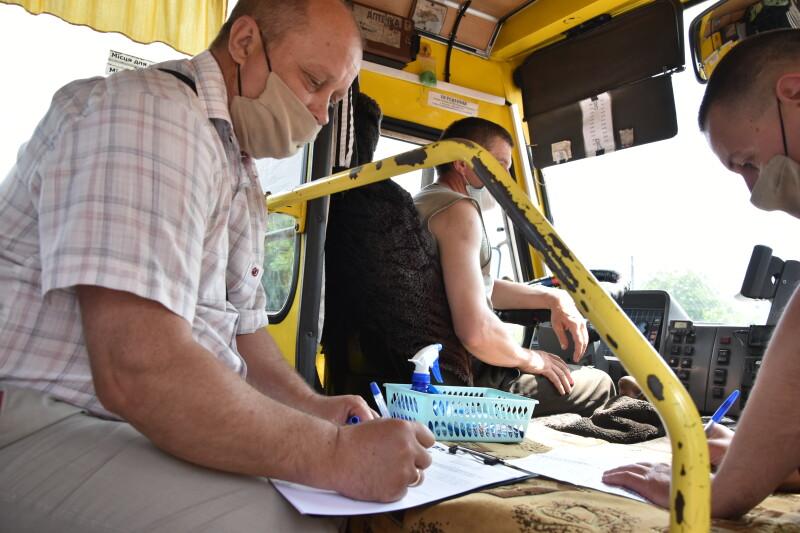 У Луцьку перевіряють громадський транспорт