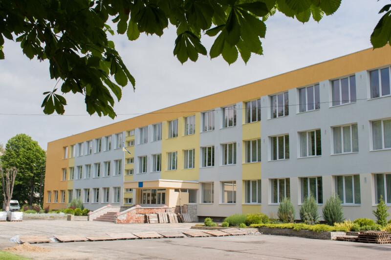 У Луцьку здійснюють термомодернізацію школи № 11