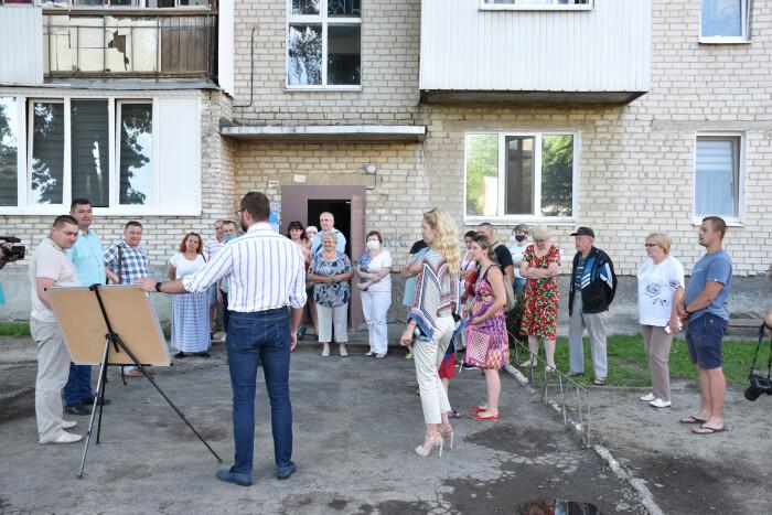У Луцьку запланували капремонт дворів на вулиці Січовій