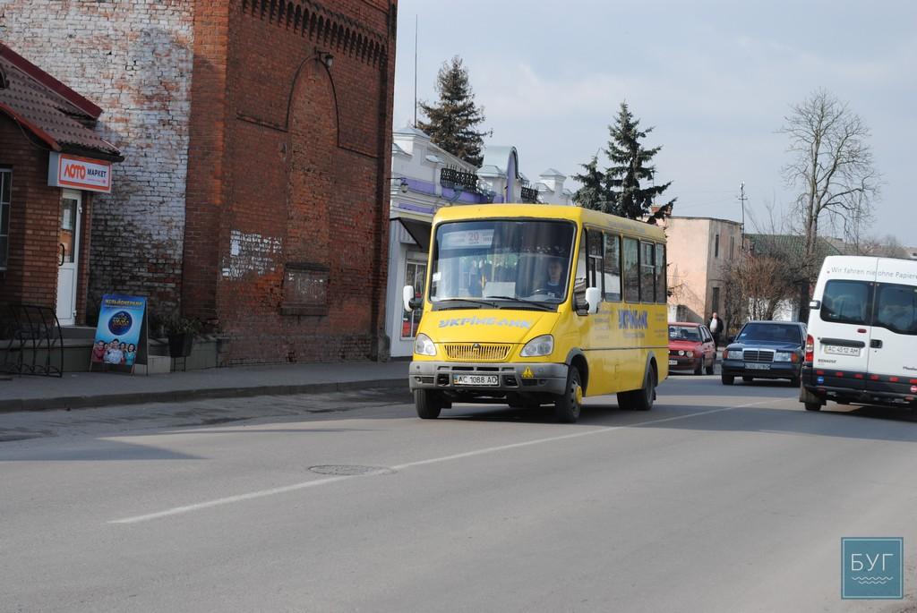 У маршрутках Володимира-Волинського з'явилася святкова озвучка
