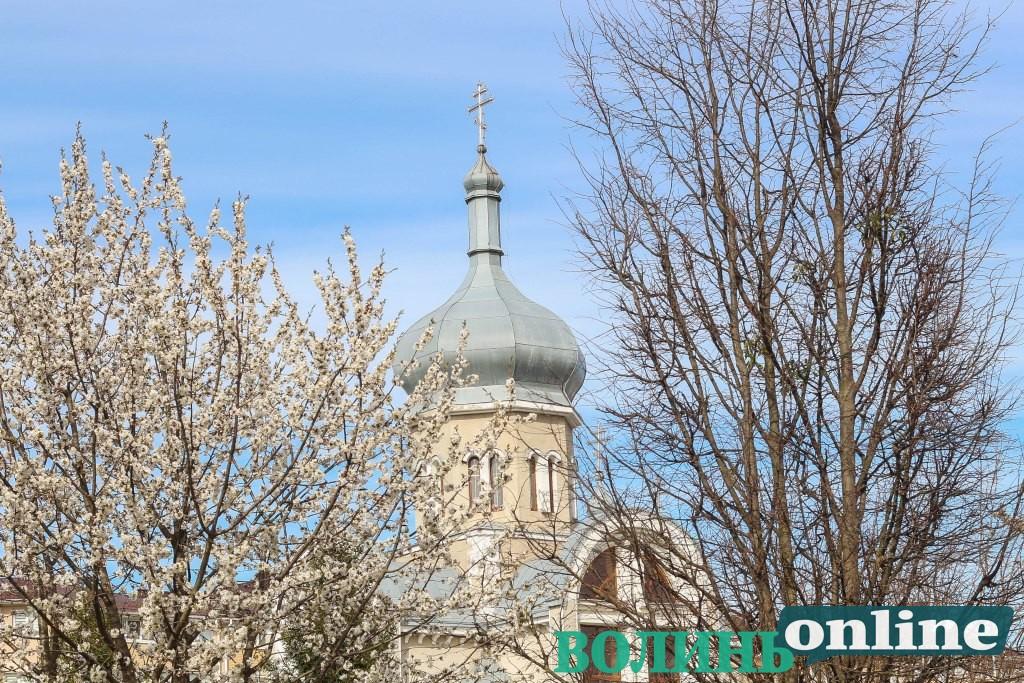 Для храмів Луцька послаблять карантинні обмеження