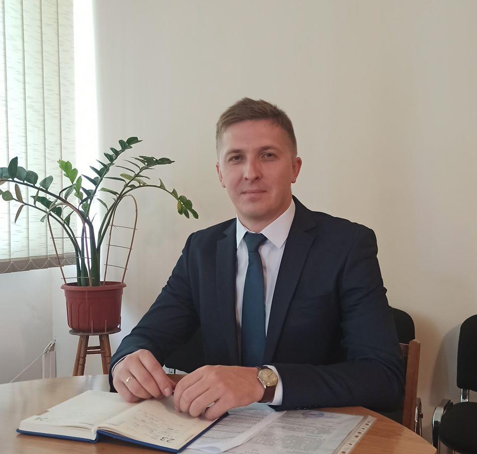 Призначили начальника Волинського Управління Держпраці