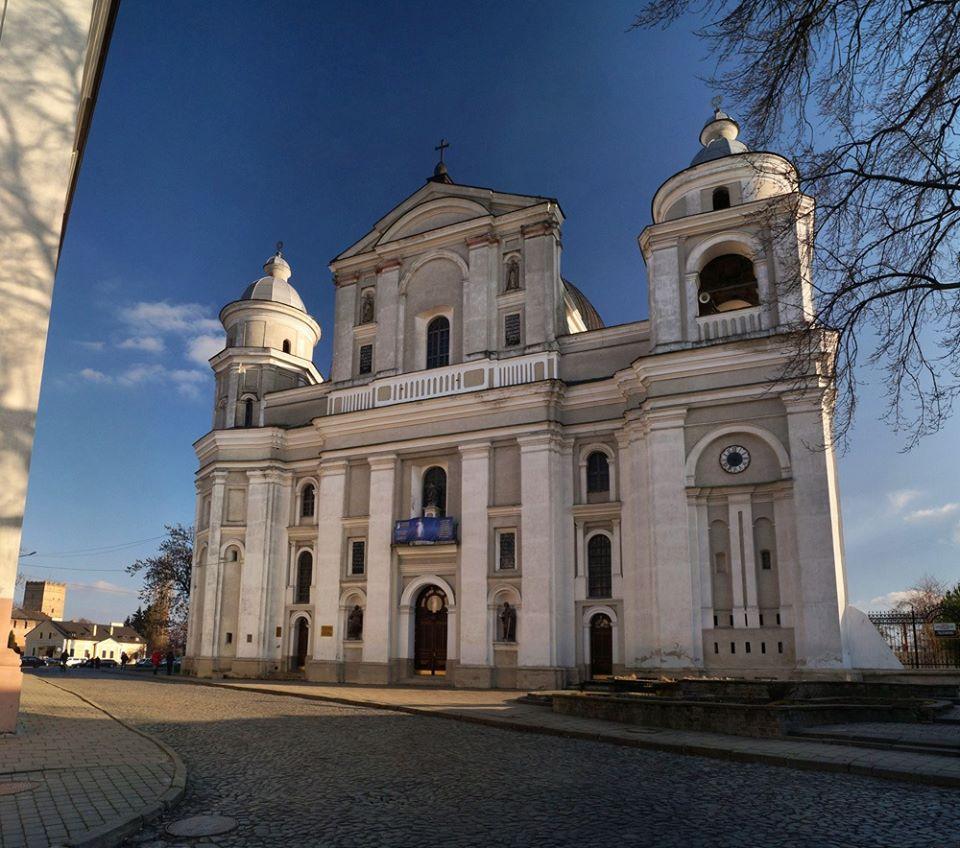 Проект «Луцьк+»: туристів запрошують прогулятися «Шляхами Волинського бароко»