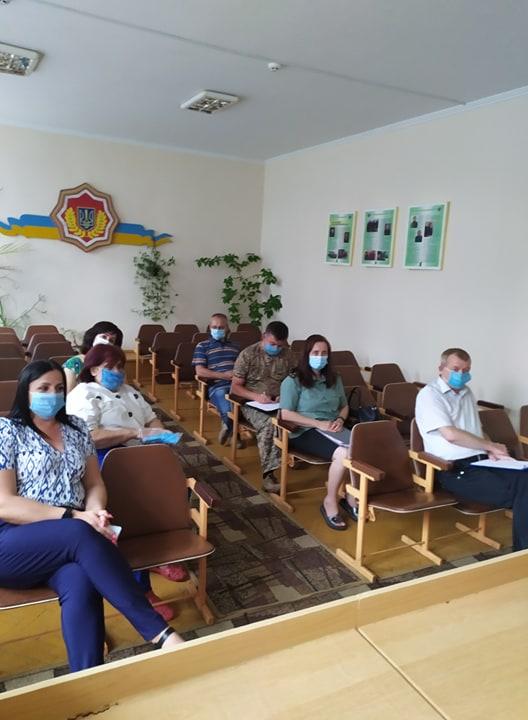 У Ковелі перевіряли медичне забезпечення засуджених: хворих на COVID-19 немає
