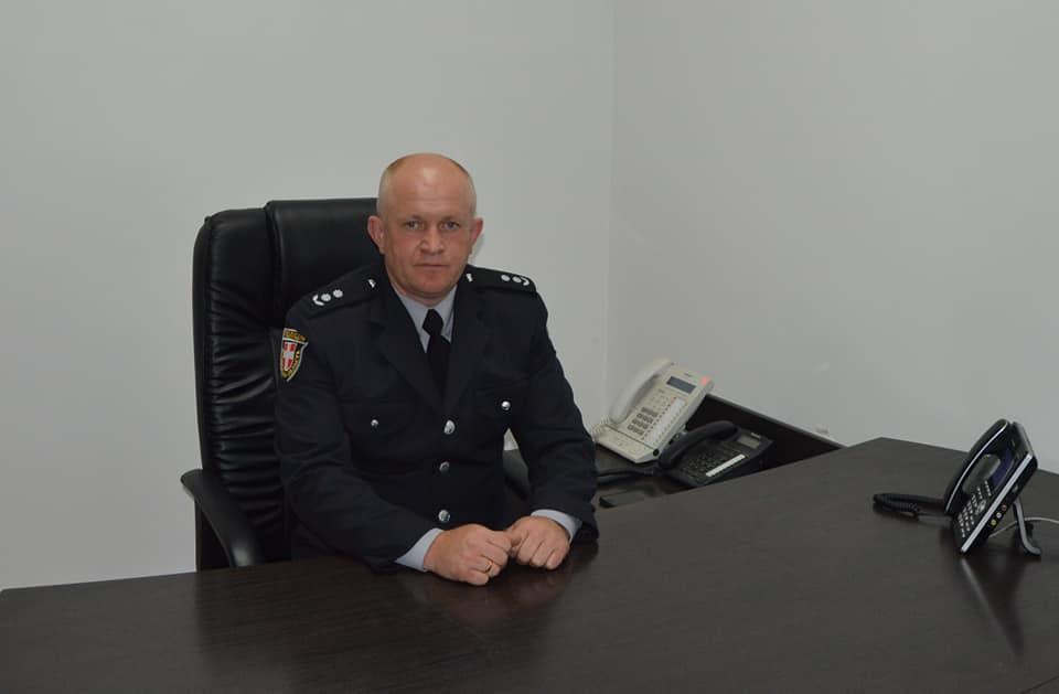Призначили нового керівника Шацького відділення поліції