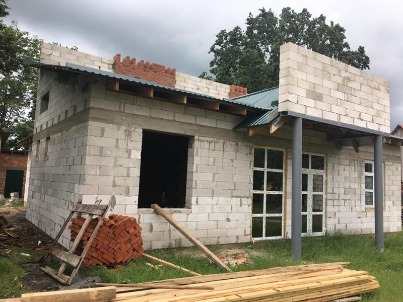 У громаді на Волині відновили реконструкцію ФАПу