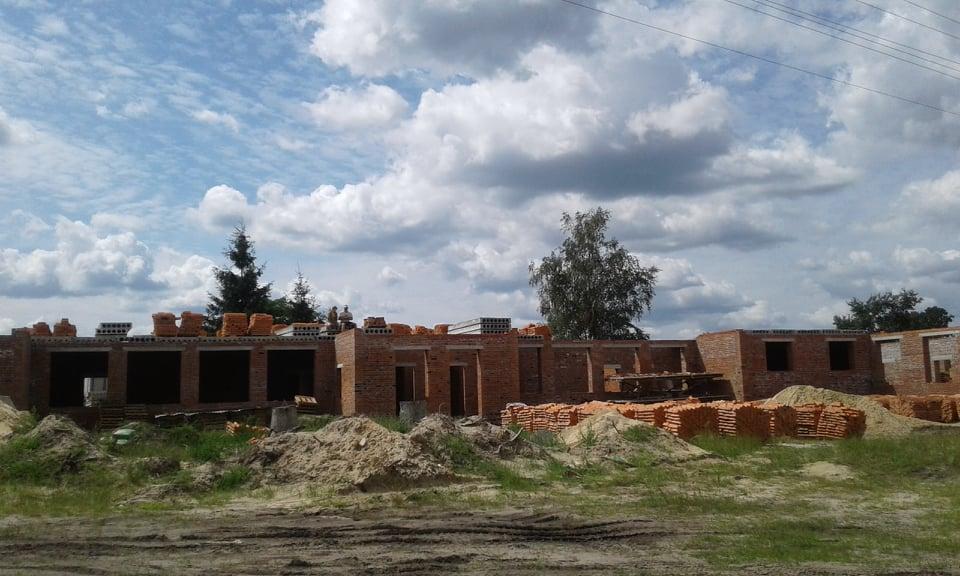 У селі на Волині проінспектували будівництво школи
