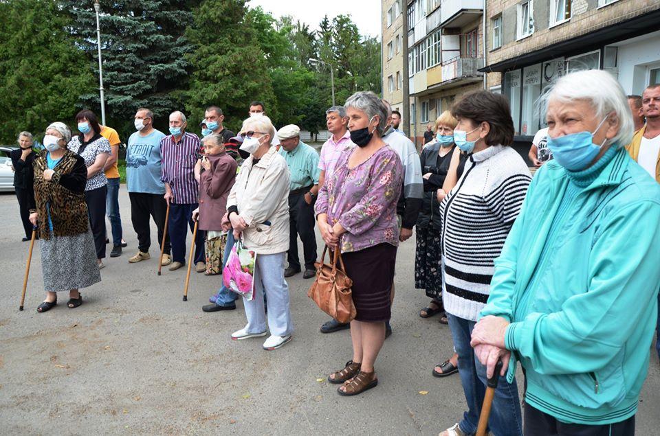 У багатоквартирних будинках на вулиці Стрілецькій у Луцьку встановлюватимуть ІТП