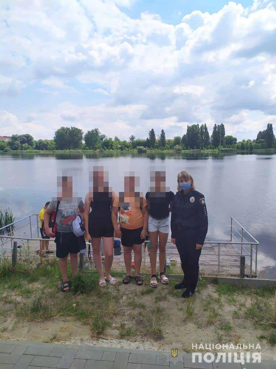 У Шацькому районі розшукали трьох зниклих дітей