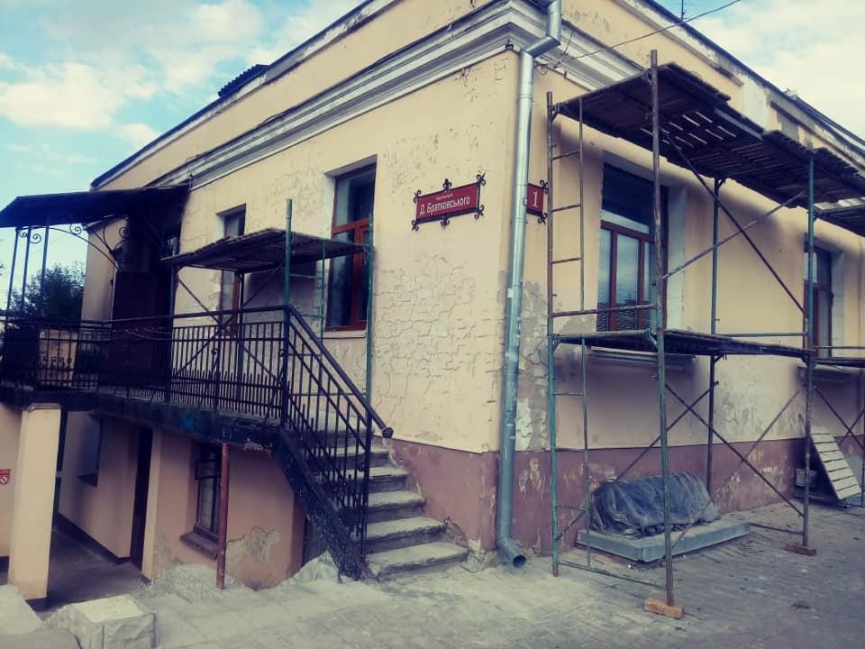 У Луцьку розпочали ремонт фасадів у Старому місті