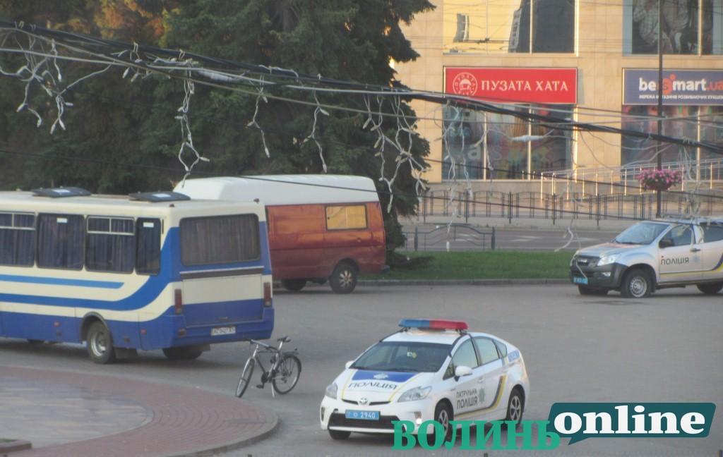 Лучанин показав, як затримували терориста в центрі міста. ВІДЕО