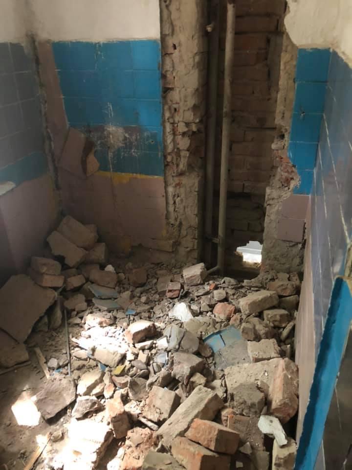У Луцьку розпочали ремонт гуртожитку СНУ
