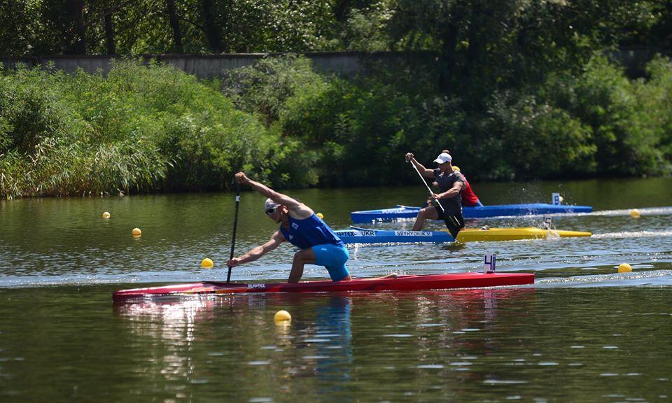Волинські веслувальники здобули перемоги у чемпіонаті України