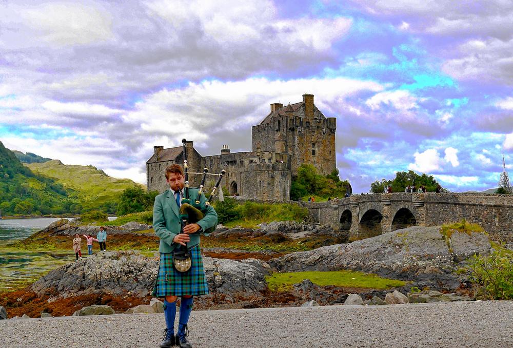Шотландія вводить 14-денний карантин для мандрівників з Іспанії та Сербії