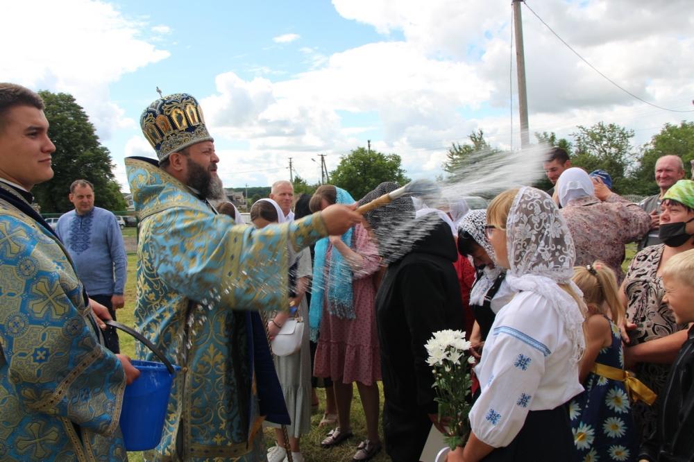 У селі поблизу Луцька відзначили свято Волинської ікони Богоматері