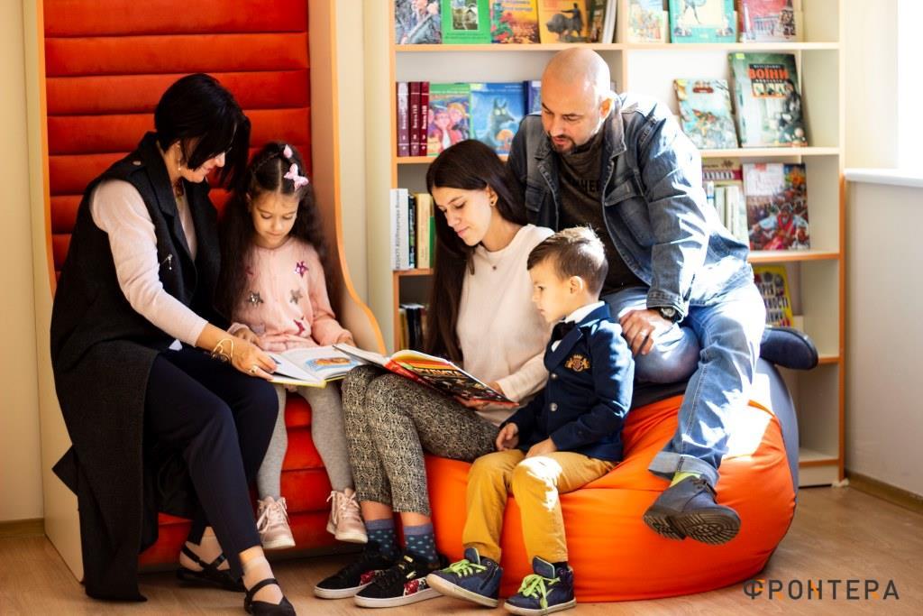 У Луцьку «Фронтера» оголосила про старт книжкового відеопроекту для дітей