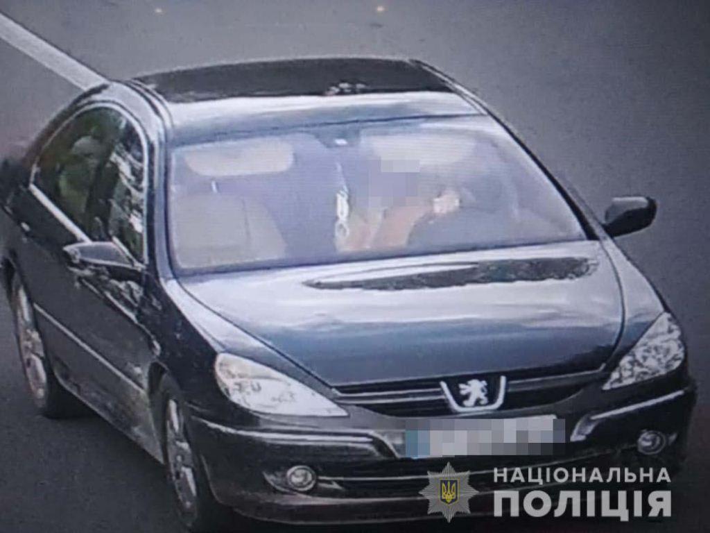 Волинянина, який викрав авто в іноземця, взяли під варту