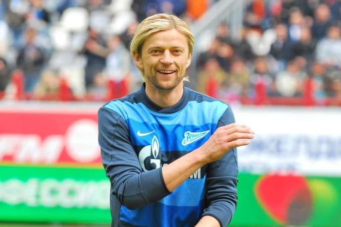 Футболіст з Луцька достроково став чемпіоном Росії з футболу