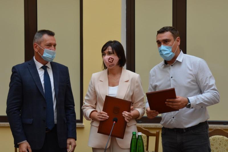 СНУ, Волиньрада та обласна лікарня підписали угоду про підготовку студентів-медиків
