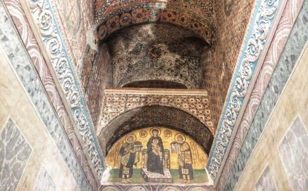 Артефакти зі Святої Софії, перетвореної на мечеть, хочуть експонувати в окремому музеї