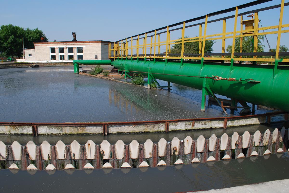 Очисні споруди «Луцькводоканалу» реконструюють за кошти Європейського інвестиційного банку
