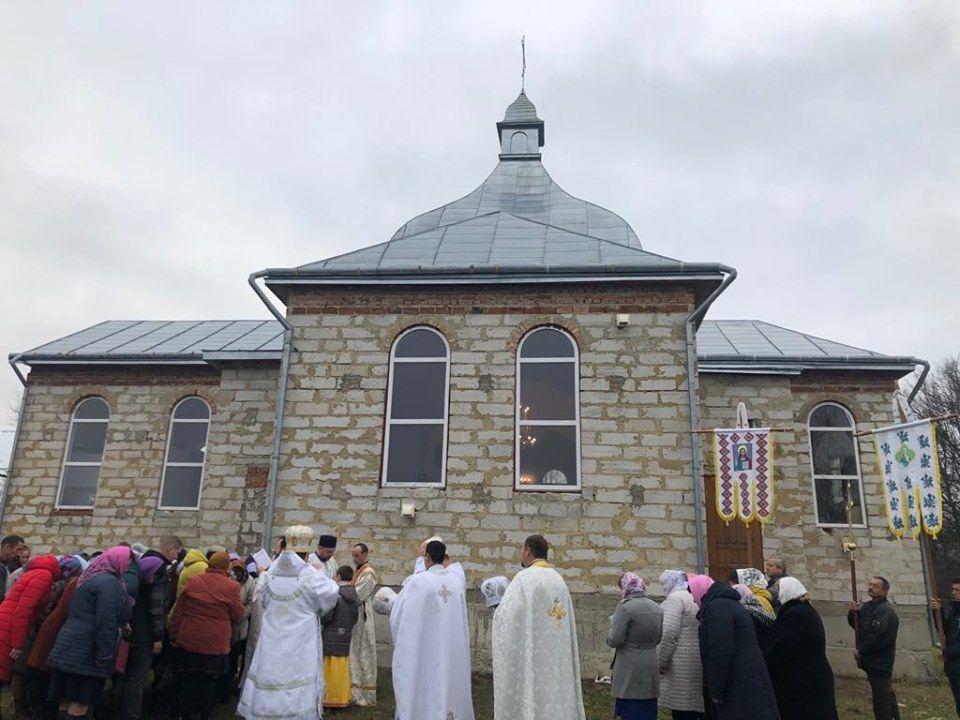 Дві релігійні громади на Волині зареєстрували у складі ПЦУ
