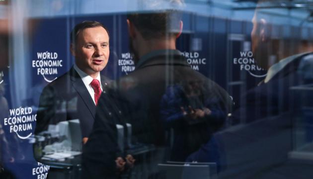Дуда перемагає у виборах президента Польщі за результатами екзит-полу