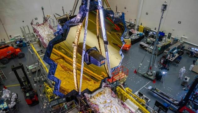 NASA відклало запуск найбільшого у світі телескопа через COVID-19