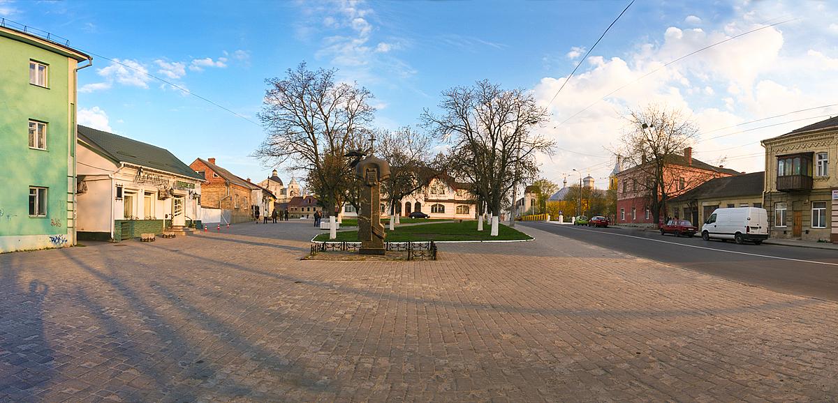 У Луцьку пропонують створити туристичну зону з ярмарком
