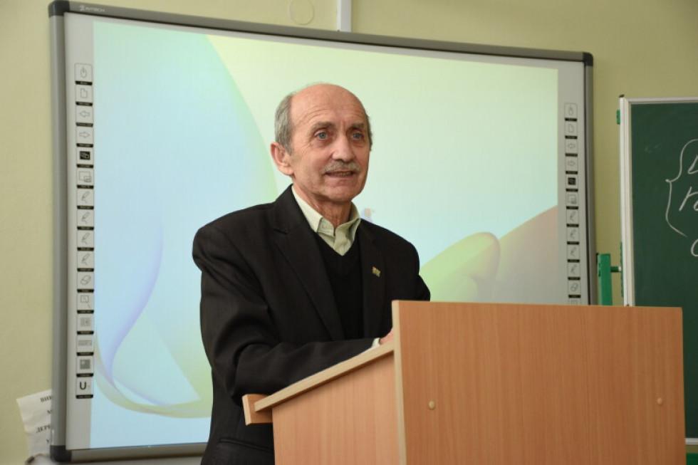 У Луцькраді відзначать Петра Троневича з нагоди 65-річчя