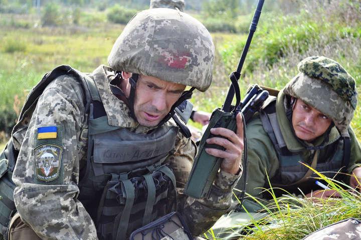 Умови безстрокового перемир'я: заява Міноборони